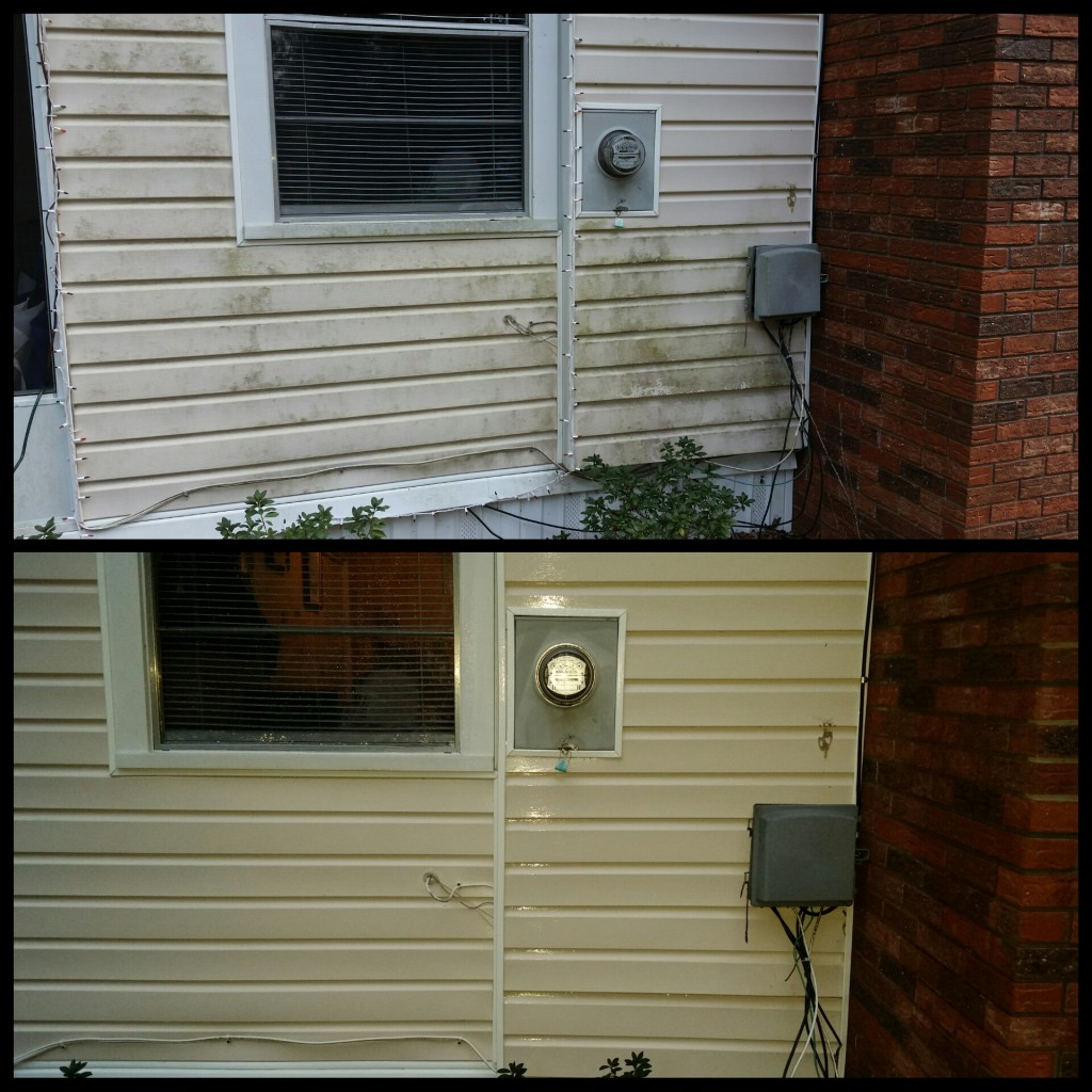 Inquire about our Pressure Washing services